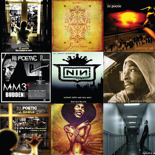 Hip hop artist Ill Poetic's entire discography is FREE