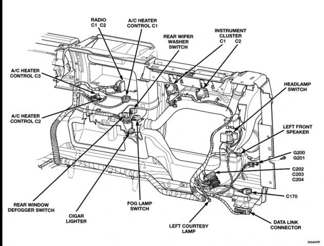 20 Images Jeep Tj Wiring Harness Diagram