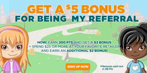 The May Referral Bonus - $5 per Referral - Day to Day Life