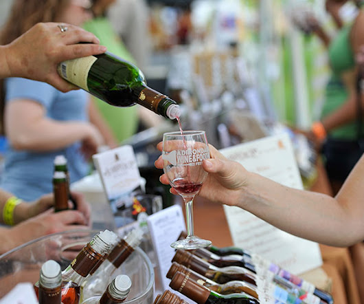 Win Tickets To The Adirondack Wine & Food Festival In Lake George!