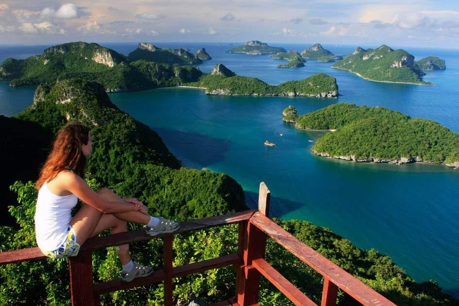 Картинки по запросу mu ko ang thong national park