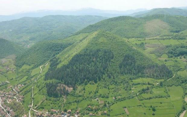 Pirámide del Sol, Bosnia.