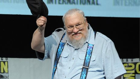 George RR Martin: 'Why I use DOS'