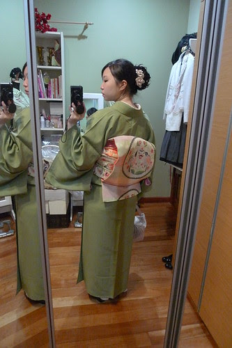 Kimono Meet @ Tenshi no Cafe