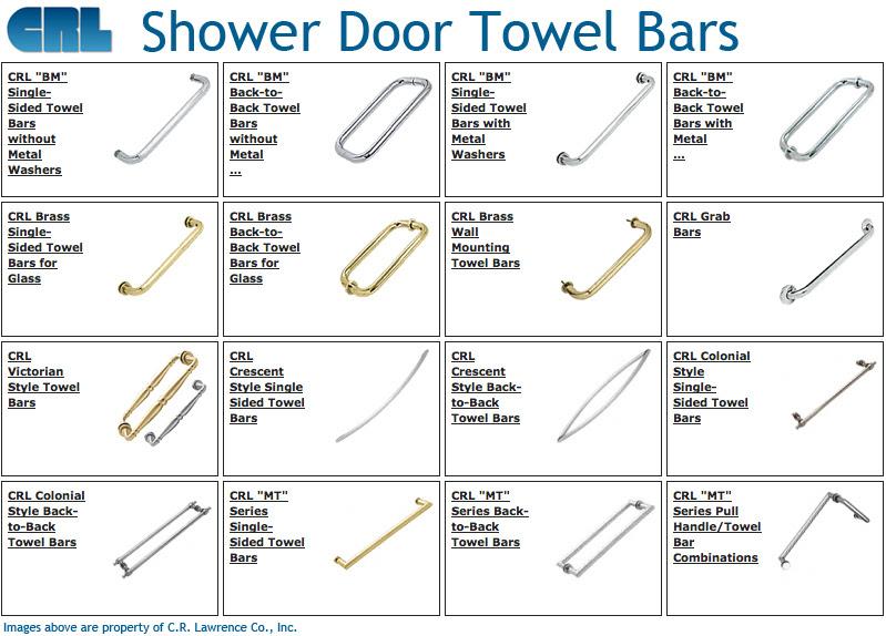 Shower Door Towel Bar Replacement Photos Wall And Door