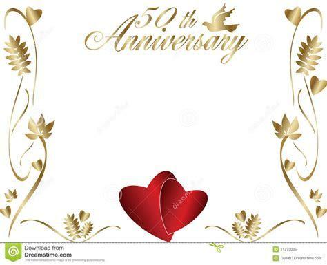 50th Wedding Anniversary Clip Art for Free ? 101 Clip Art