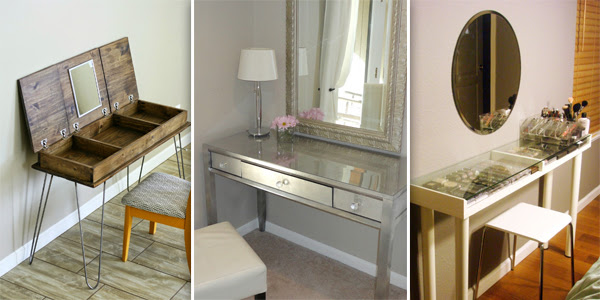 10 Gorgeous Diy Dressing Table Ideas