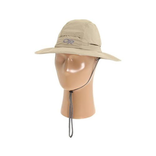 247e4d2daf2 Outdoor Research - Sombriolet Sun Hat - Khaki-800-X Large - Google ...