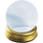 Crystal Ball with Stand - 14412 - Pack of 1 - Green