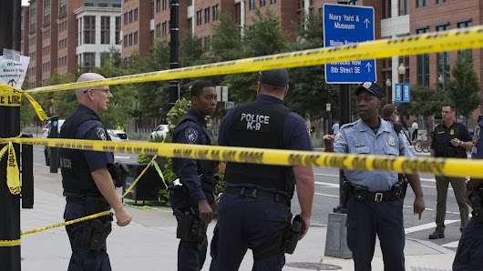 Attack At The Navy Yard: Latest On The Shootings In D.C. : NPR