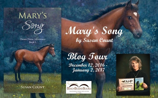 Mary's Song, by Susan Count - Mami Tales
