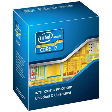 Intel Core i7 3770K 3.50 GHz (Unlocked CPU) (Quad Core) (Requires Z77 Motherboard)