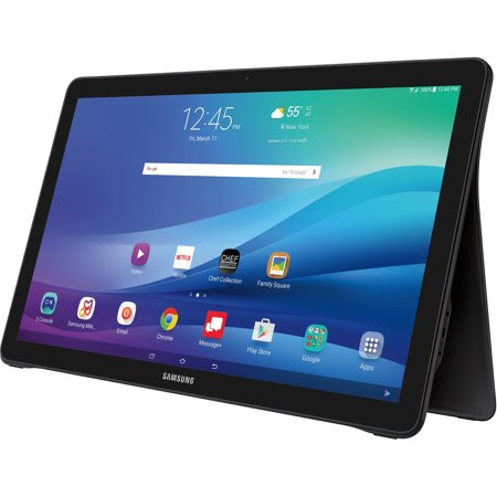 "Samsung Galaxy View with WiFi 18.4"" Touchscreen Tablet PC Featuring Android 5.1 (Lollipop) Operating System"