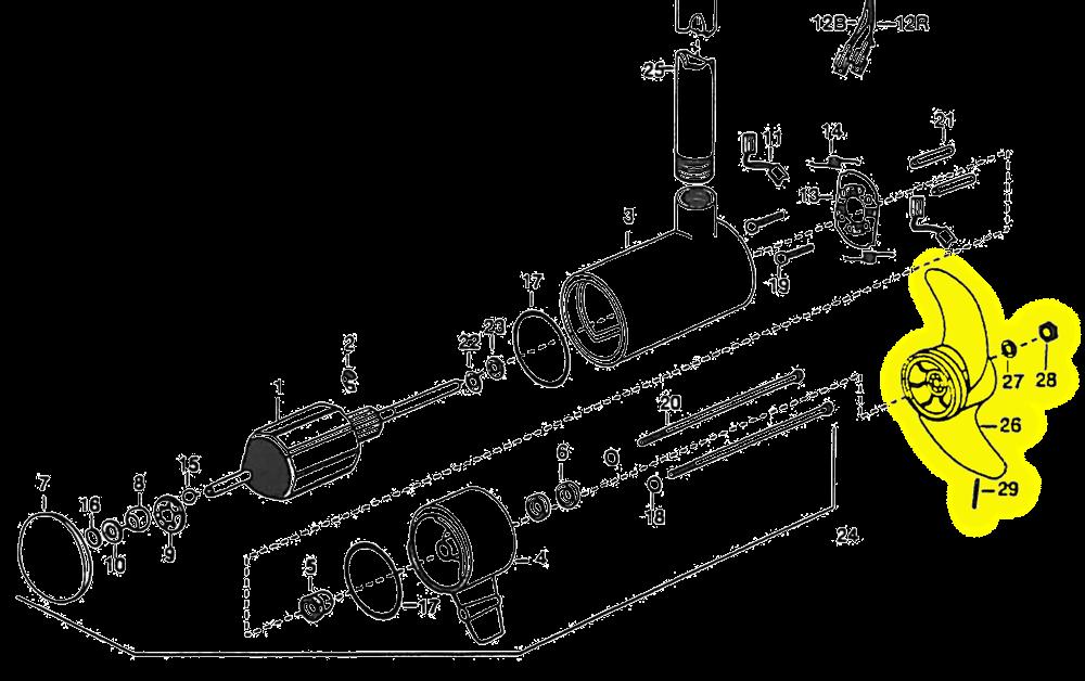 Minn Kota Electric Trolling Motors Diagrams