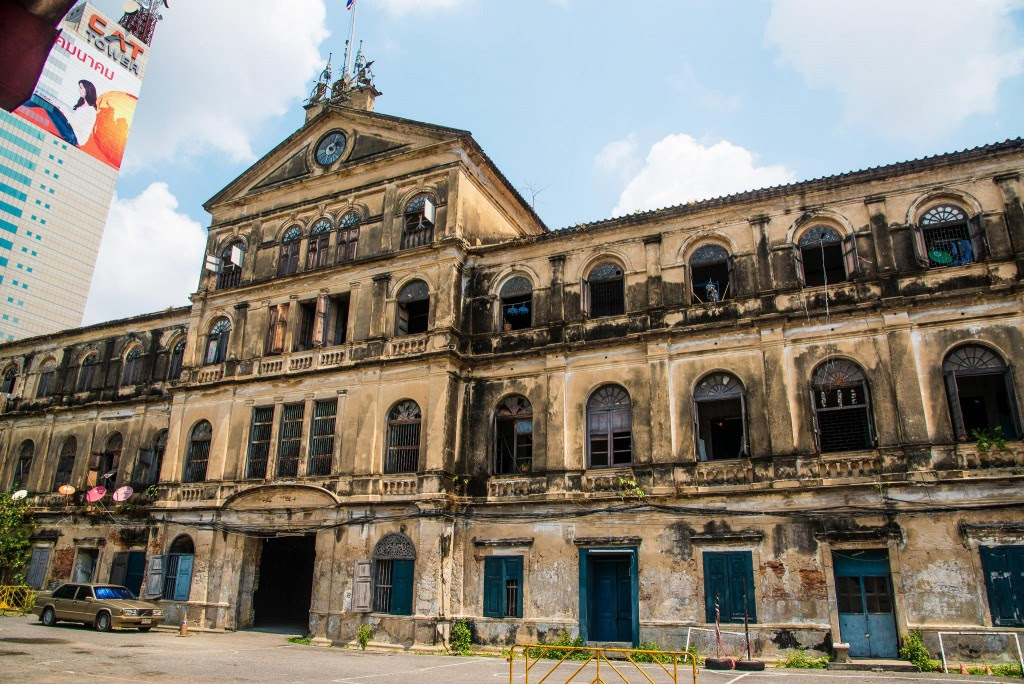 Old Customs House Bangkok Map,Map of Old Customs House Bangkok,Tourist Attractions in Bangkok Thailand,Things to do in Bangkok Thailand,Old Customs House Bangkok accommodation destinations attractions hotels map reviews photos pictures
