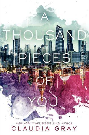Resultado de imagen de A Thousand Pieces Of You (Firebird #1) - Claudia Gray