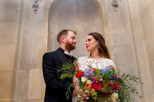 A stunning wedding at The Bath Assembly Rooms