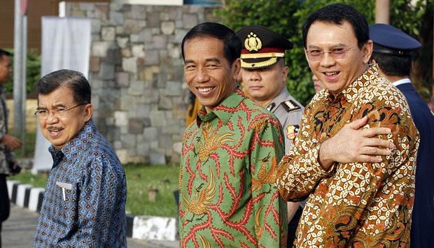 Jokowi Minta Ahok dan DPRD Damai, Taufik: Saran Bagus, tapi...