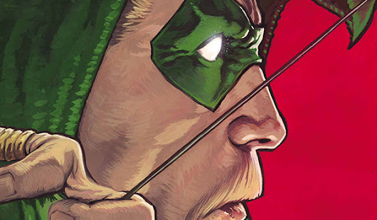 'Green Arrow #43' (review)