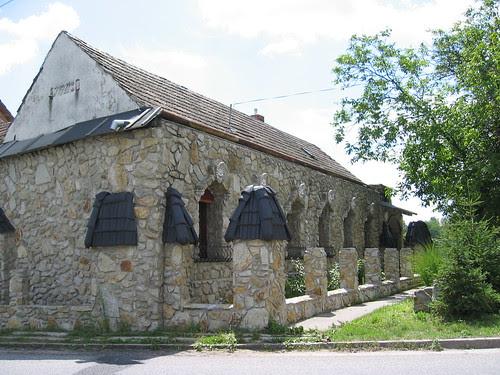 church in Jakubov