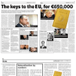 The keys to the EU for €650,000