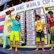 Melling Wins Vans World Cup Of Surfing at Boardistan