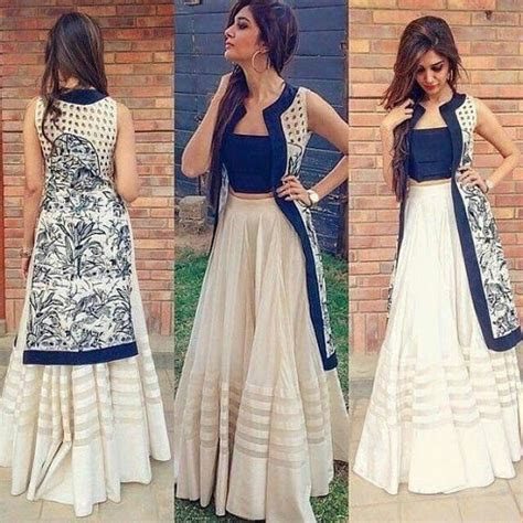 6 Cool Ways To Use Crop Tops As Lehenga Blouses At Your