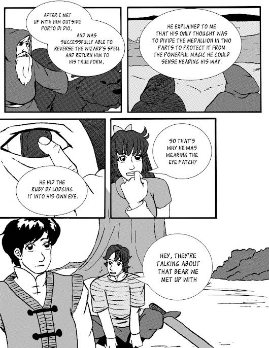The Black Orb - The Black Orb – Chapter 11, Page 15