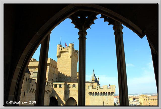 14 palacio de Olite