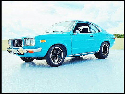 1973 Mazda RX3 650 HP, 6-Speed for sale by Mecum Auction