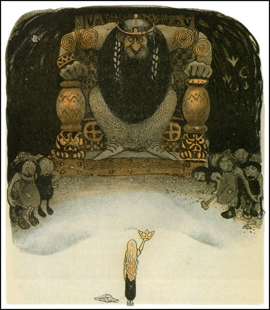 John Bauer - Illustration 17