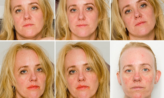 What sleeping in your make-up does to your skin: Our shocking experiment exposes what happens when you don't cleanse before bed