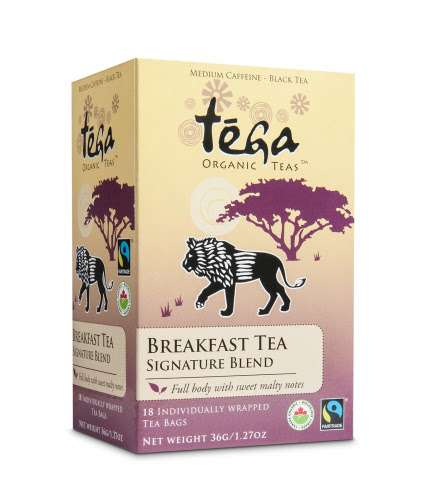 Check out my review + get 30% off on Organic Tega Tea yum! #trynatural