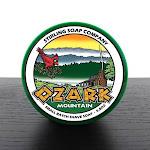 Stirling Soap Company Shave Soap, Ozark Mountain