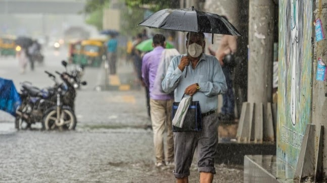 North, central India to receive intense rainfall over next four days: IMD https://ift.tt/2V8tPVM