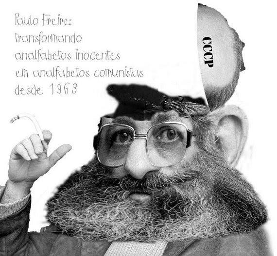 Paulo Freire E A Educação Bancária Ideologizada
