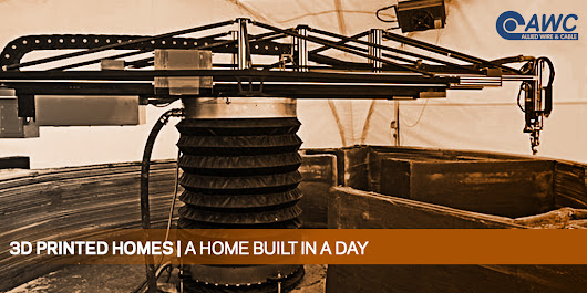 3D Printed Homes: Build a Home in Just 24 Hours