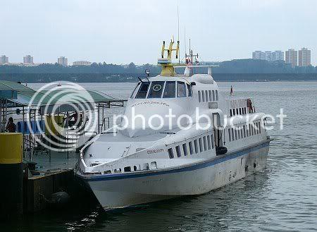 Johor Baru Harbour