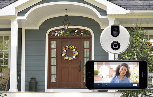 It's Here! The New Smart Alert Doorbell Camera