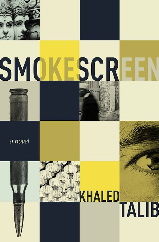 Author Khaled Talib: Never Assume, Never Underestimate When it Comes to Spy Novels