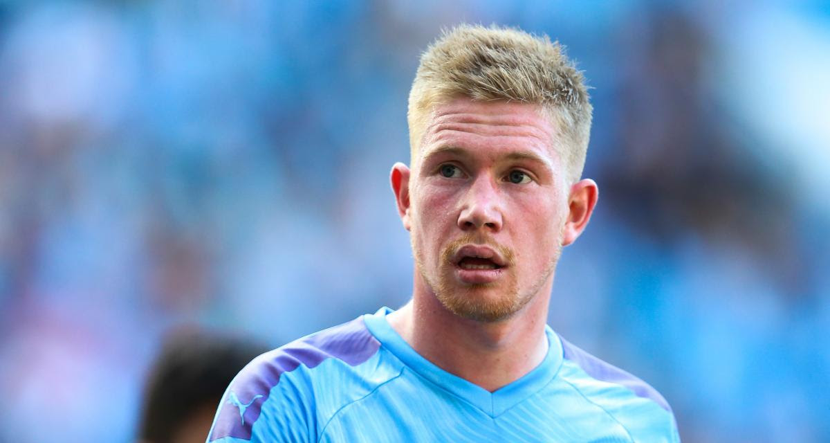 Manchester City : Kevin de Bruyne, une blessure qui tombe mal