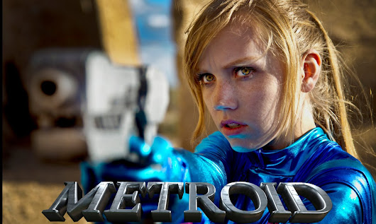 Metroid: A Live Action Short Film - YouTube