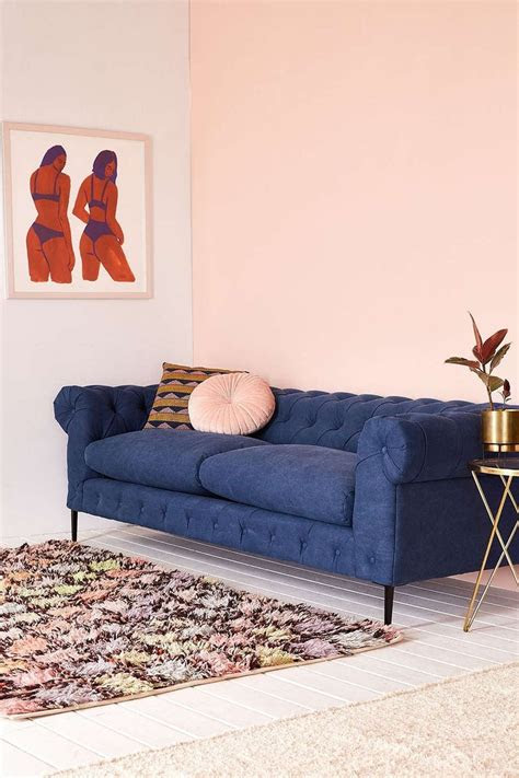 top  ideas  tufted sofa  pinterest tufted couch