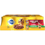 Pedigree Choice Cuts in Gravy Combo Pack Beef & Country Stew Wet Dog Food - 12ct