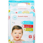 The Honest Company Classic Print Baby Wipes - 288ct, Adult Unisex