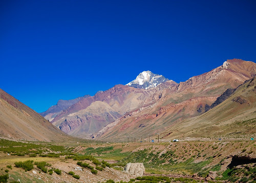 Aconcagua View from Penitentes