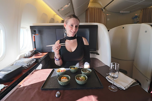 JAL 777 First Class in 10 Photos | World Travel Adventurers
