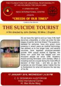 Suicide Tourist Film IIC Creative