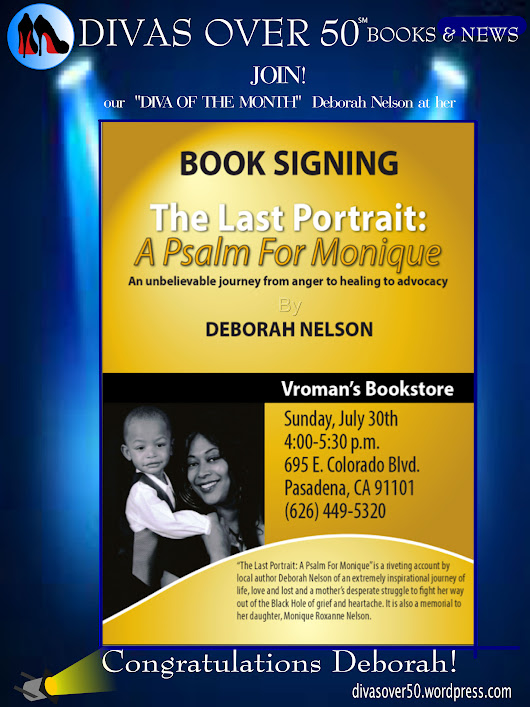 "Join ""Diva of the Month"" Debra Nelson at her Book Signing"