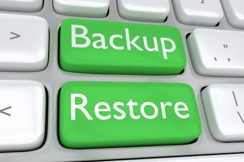 Backup dan restore database mongodb